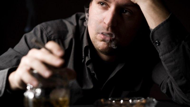 UPUTAD MURED ALKOHOLI? See vaid süvendab depressiooni