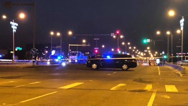 FOTOD | Lasnamäel lõppes kahe võõra mehe vaheline tüli tulistamisega