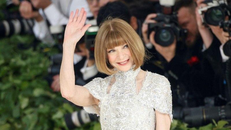 Vogue'i kirjastaja: Anna Wintour ei lähe mitte kuhugi!