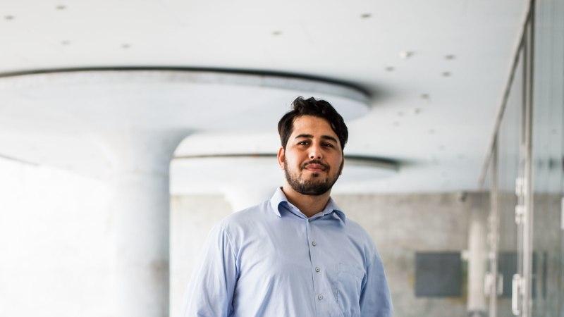 """Afgaani tõlk Omar: """"Ma luban, et ei vea eestlasi alt!"""""""
