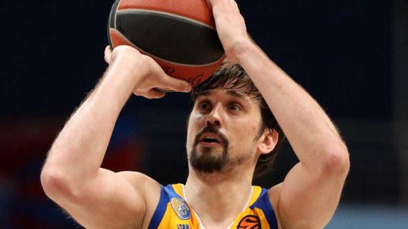 Euroliiga suurim korvikütt jättis neli NBA klubi pika ninaga