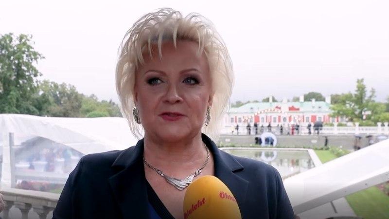 ÕL VIDEO | Anne Veski: igat päeva tuleb nautida: kunagi ei tea, millal see viimaseks jääb