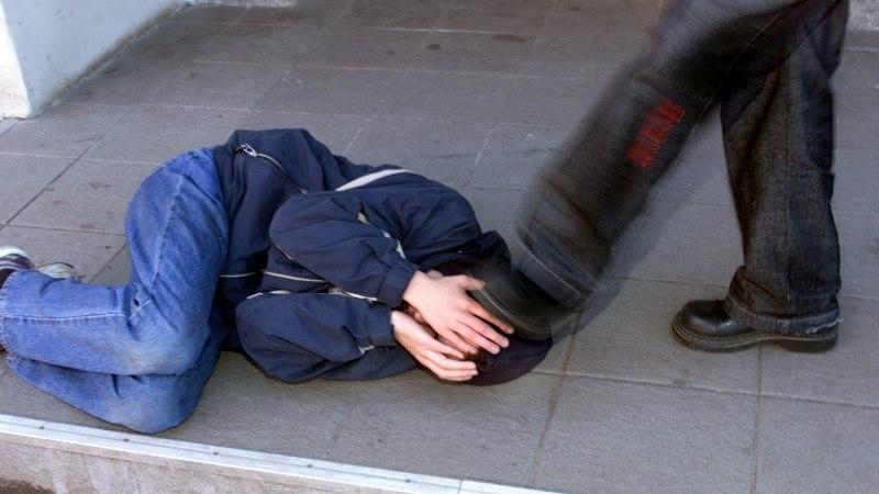 Терроризирующая Таллинн банда молодых людей: на пьяную голову они абсолютно безудержны