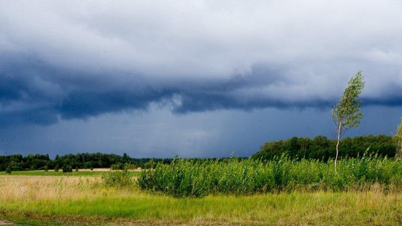 Taasiseseisvuspäeva ilm tuleb vihmane ja tuuline