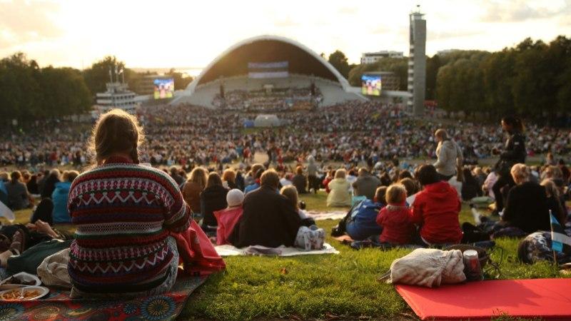 EV100 Üheslaulmisel liitus üleilmse elektroonilise kooriga üle 52000 inimese