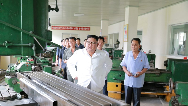 ÜRO: Põhja-Korea tuumaprogramm on endiselt täies elujõus