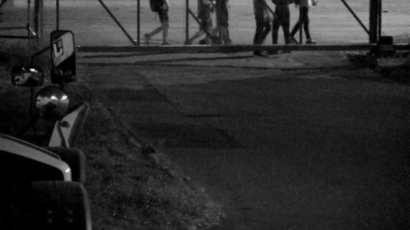 VIDEOD JA FOTO | Noortekamp varastas parklast kiirendusauto ning hävitas selle täielikult