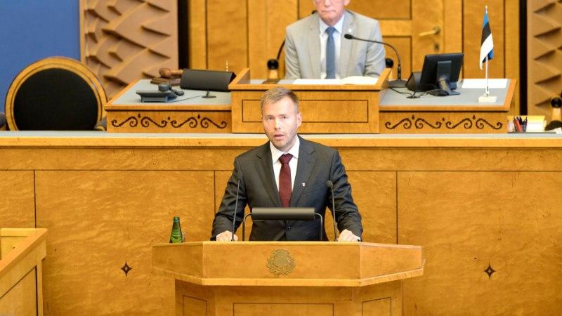 ÕL VIDEO   Uus minister Tammist – nägusaim valitsusliige armastab vürtsikaid toite ja jalgrattasõitu