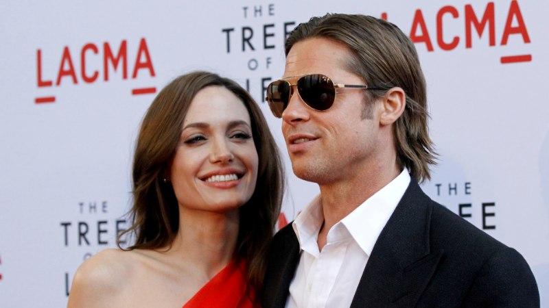 Edukaimate näitlejataride esikolmikus domineerivad Brad Pitti eksnaised