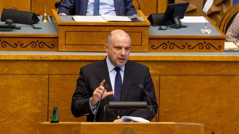 Kaitseminister Jüri Luik: kaitsekulutuste määr 2% SKT-st ei ole piisav