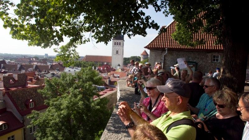 Tallinn kaalub turistimaksu kehtestamist