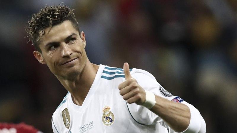 VIDEO | Cristiano Ronaldo avaldas oma läbi aegade lemmikvärava