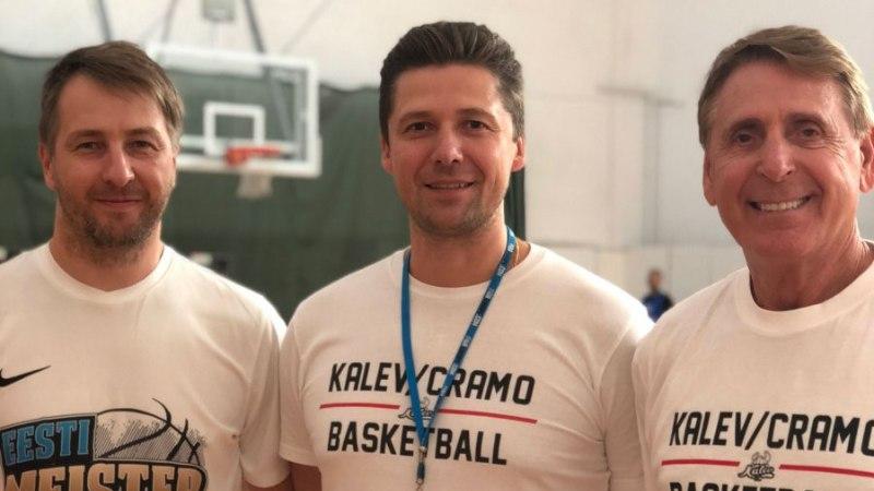Kalev/Cramo uueks abitreeneriks on NBA klubis töötanud ameeriklane