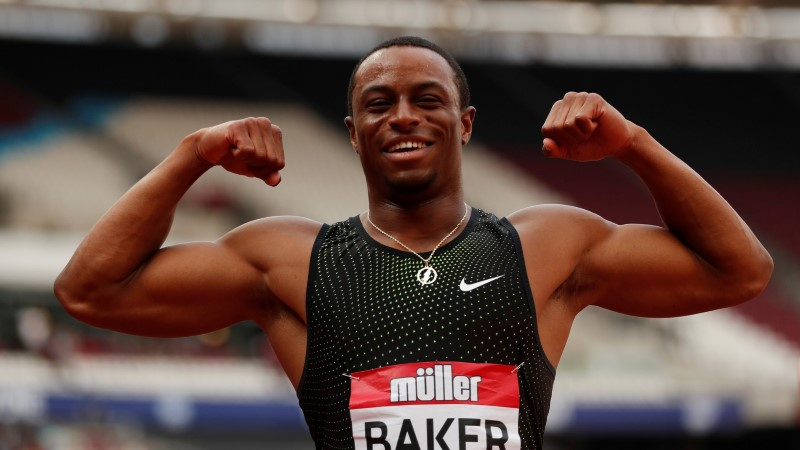 Hooaja margi jooksnud USA sprinter ületas ühe Usain Bolti tipptulemuse. Millise?