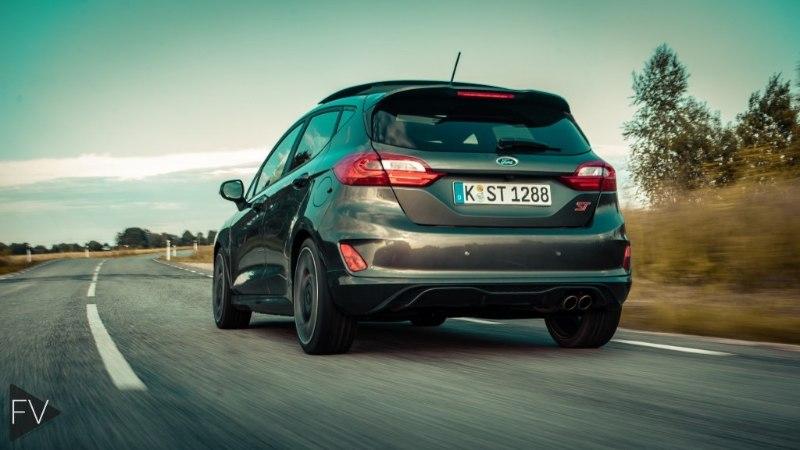 Ford Fiesta ST – ideaalne kuumpära on nüüd valmis, palun nii hoida!
