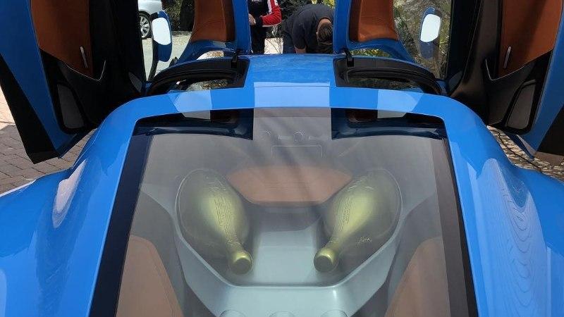 MÕNUSALT EBAVAJALIK: vaata, mida pakub 1900-hobujõuline superauto