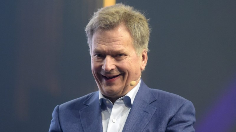 Soome president avaldas oma juubeli puhul viimaks pisipoja foto!