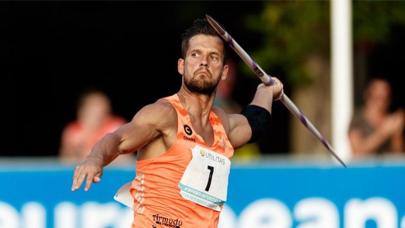 Magnus Kirt võttis Soomes järjekordse võidu