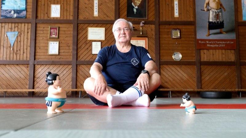 Baruto esimene treener Riho Rannikmaa: mulle on öeldud, et olin eelmises elus professionaalne sumomaadleja