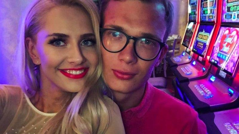 ÜHE VANA, TEISE UUS: Beebilõusta kallima Ingrid Männi ekspeika on nüüd Brigitte Susanne Hundi silmarõõm