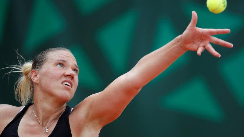NII SEE JUHTUS | Sport 27.08: Kaia Kanepi näitas oivalist mängu ja alistas maailma esireketi!
