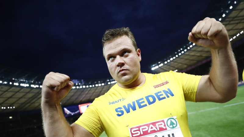 VIDEO | EMil viimase katsega kullast ilma jäänud rootslane heitis hooaja pikima kettakaare