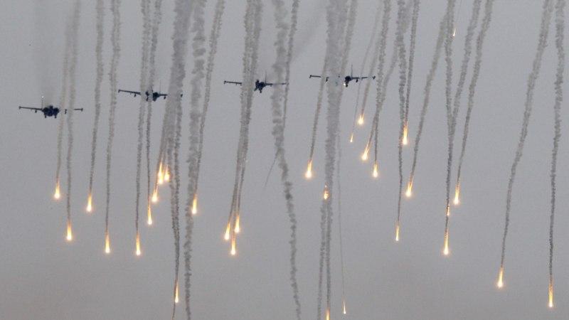Venemaa korraldab septembris seni suurima sõjaväeõppuse külma sõja järel