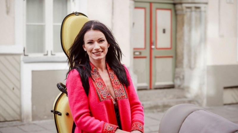 KLÕPS | Silvia Ilves jagas suvist meigivaba pilti