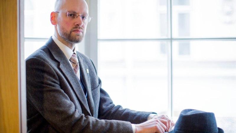 Varro Vooglaid: abieluväliselt peakski inimene olema tsölibaadis