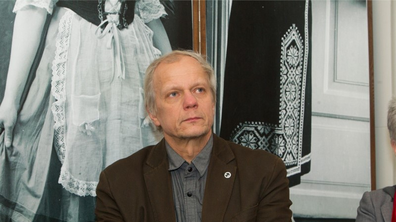 Suri NUKU teatri kauaaegne etendusteenistuse juht ja näitleja Toomas Kreen