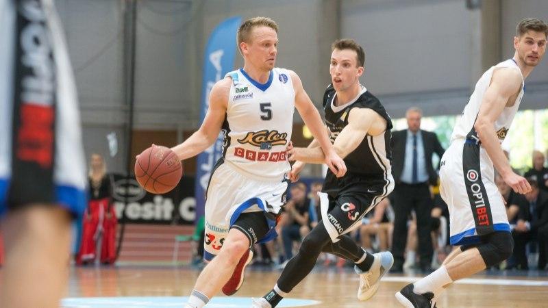 Eesti korvpallikoondis mängib septembris Kanguri ja Taltsi, Soku ja Laaneta