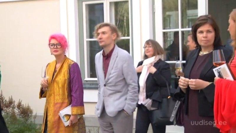 TV3 VIDEO | ŠAMPANJA JA KAAVIAR: luksuslike maitsete nautlejad kogunesid Maarjamäe lossis