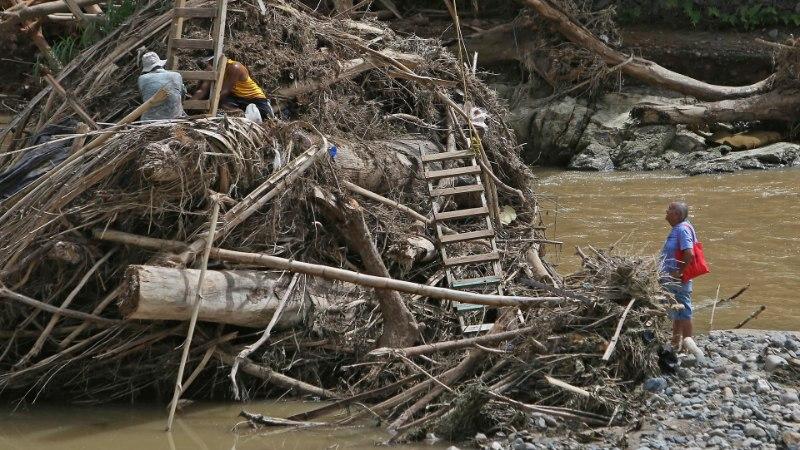 AASTA HILJEM: Puerto Ricot laastanud Maria ohvrite ametlik arv on 2 975
