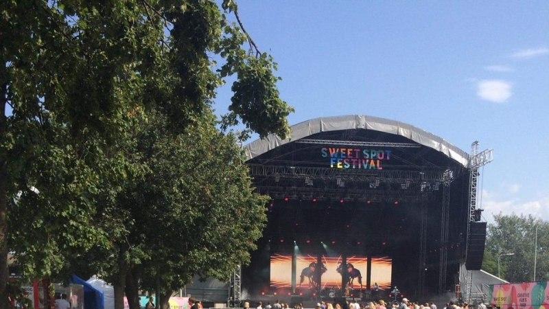 MARILYN JURMANI BLOGI | Sweet Spot oli äge festival, aga on veel kõvasti arenguruumi