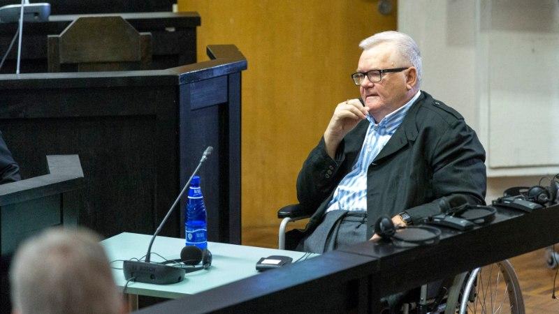 Kaitsja vaidlustas Savisaare kohtu alt vabastamata jätmise riigikohtus