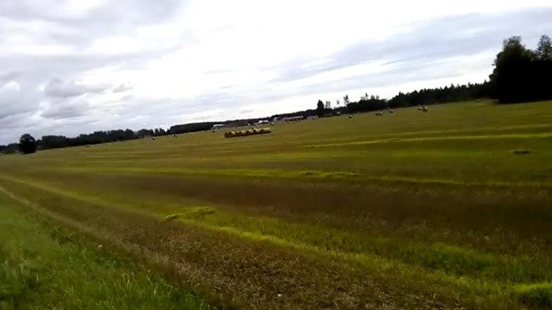 VIDEO | Lugeja pahandab: põllumehed ei oska enam vilja koristada!
