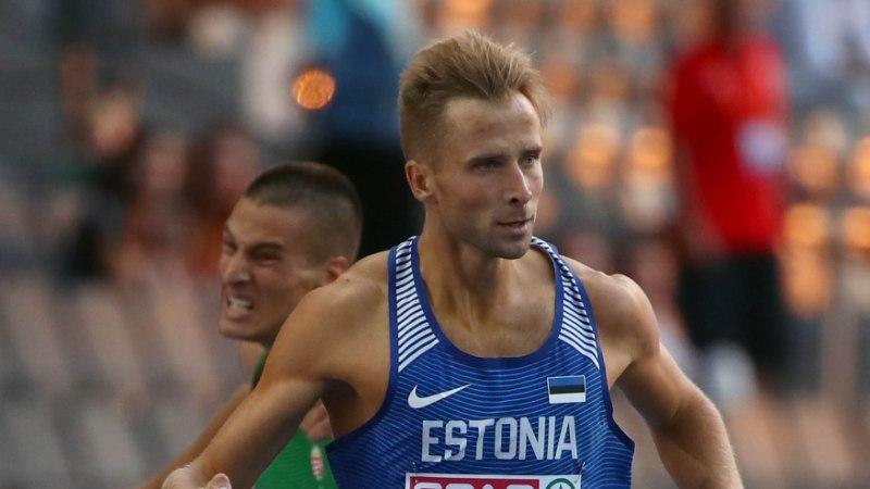 VIDEO   Rasmus Mägi tegi Teemantliiga finaaletapil korraliku jooksu!