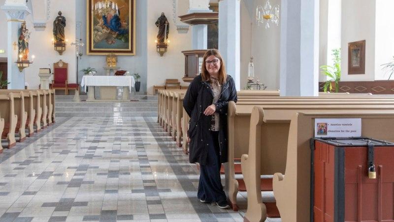 Paavst tuleb Eestisse, sest tahab toetada väikerahvaid