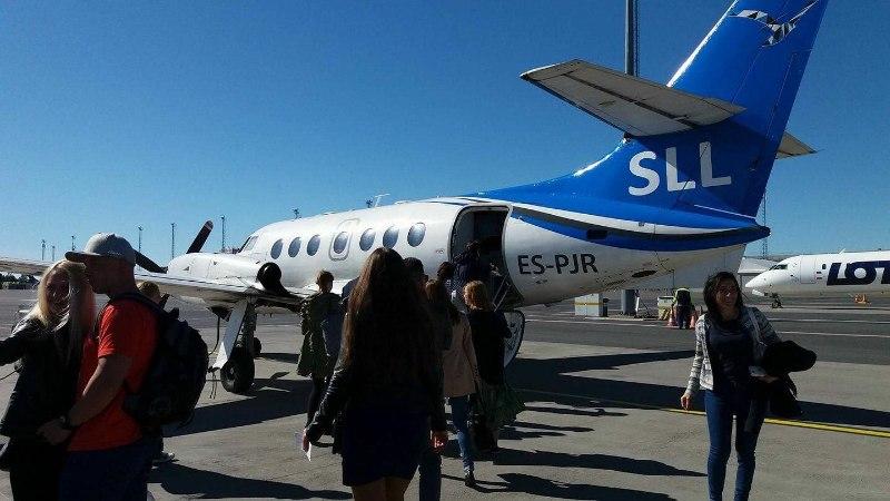 Taas saab lennukiga Hiiumaale, kuid ette võib tulla lendude tühistamisi