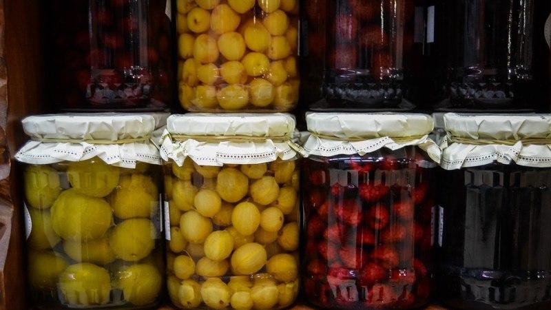 Hoidistajale! Kas hoidiste sisse tohib jätta puuviljakivid?