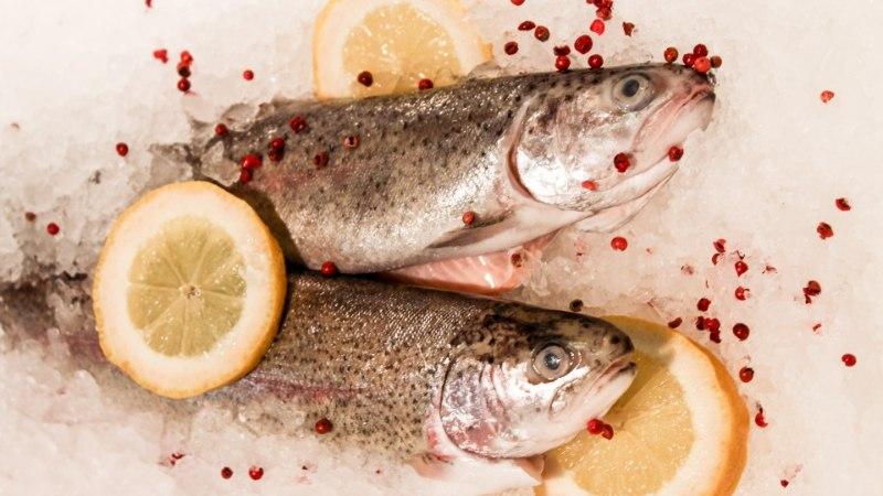 Söö kala vähemalt korra nädalas