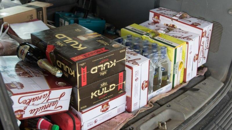 Reinhold Türivald | Kes joob Lätist toodud alkoholivaru tegelikult ära?