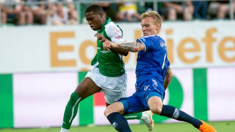 VINGE! Eesti jalgpallur jõudis Euroopa liiga põhiturniirile, sama suutis ka Luksemburgi klubi