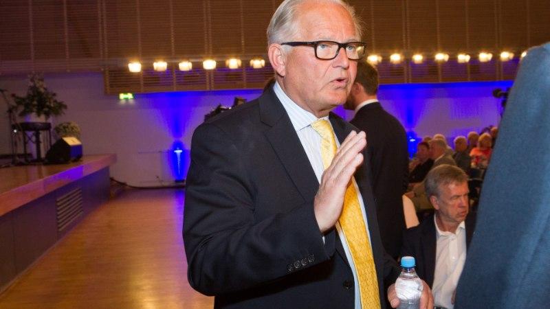 Endine Eesti Panga nõukogu esimees Jaan Männik kandideerib EKRE ridades  Riigikokku