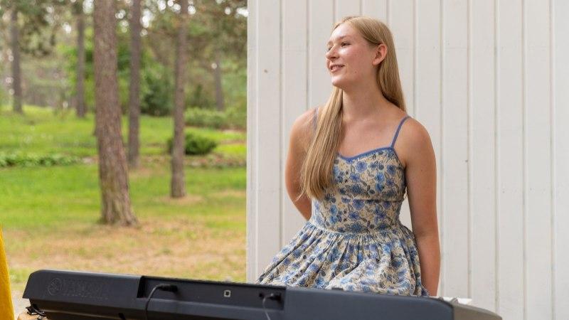 ÕL VIDEOINTERVJUU | Noortebändi poolfinalist Maria Tähe: kõige olulisem on jääda iseendaks