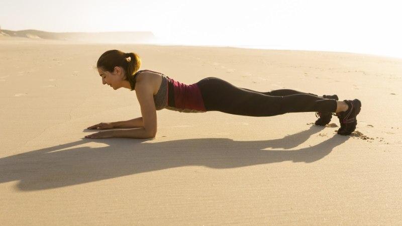 Viis harjutust, mida 40ndates naised peaksid iga nädal tegema