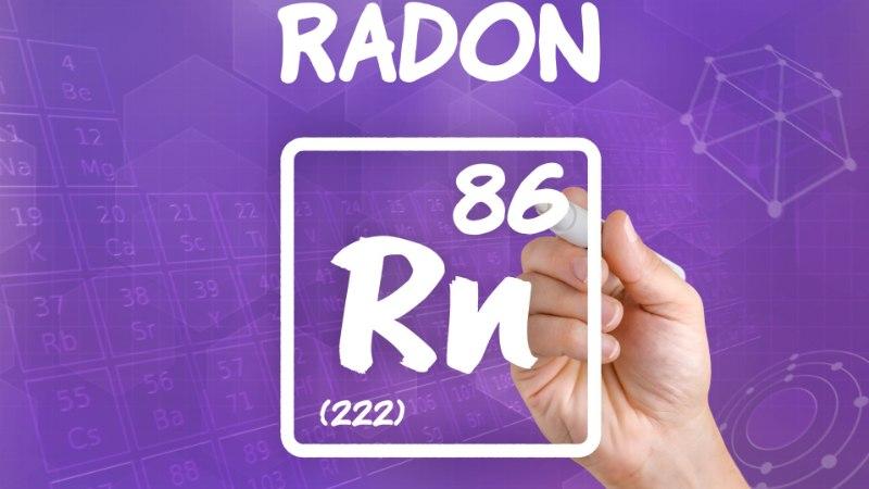 Tööruumides tuleb hakata radooni mõõtma