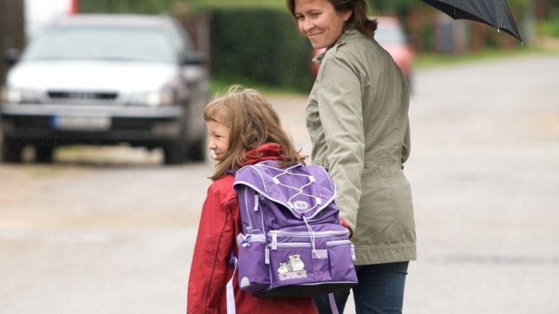 ÜKS KÜSIMUS: kas lapse koolimineku puhul saab 1. septembril vaba päeva?