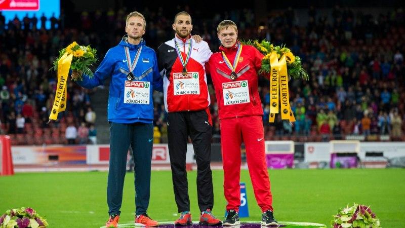 ÕL BERLIINIS | Rasmus Mägi: kui suudan üksi kiiresti joosta, siis ei tohiks karta, et tugevas konkurentsis ei suuda