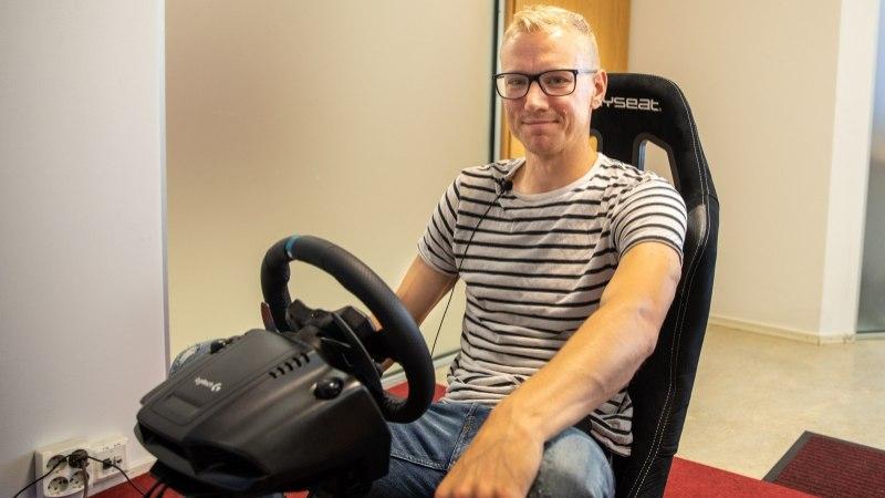 ÕL VIDEO | Kuidas taltsutab Eesti kiireim mees Marek Niit ülikärmet ralliautot?